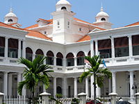 Majestic British Colonial Buildings